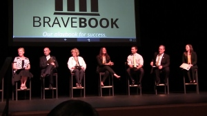 picture of braves kick-off panel